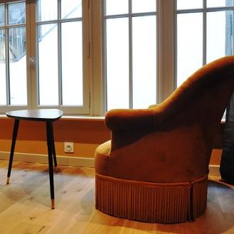 studio sur patio Atelier - Photo Camille Glorieux
