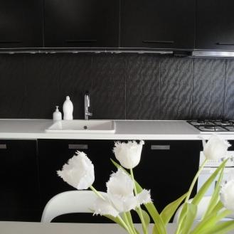 blanc noir et céramique
