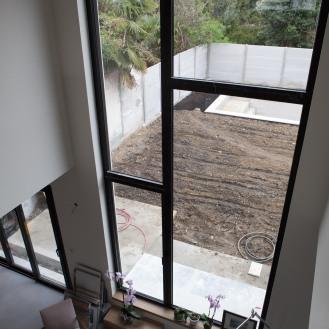 en cours d'aménagement, vue mezzanine